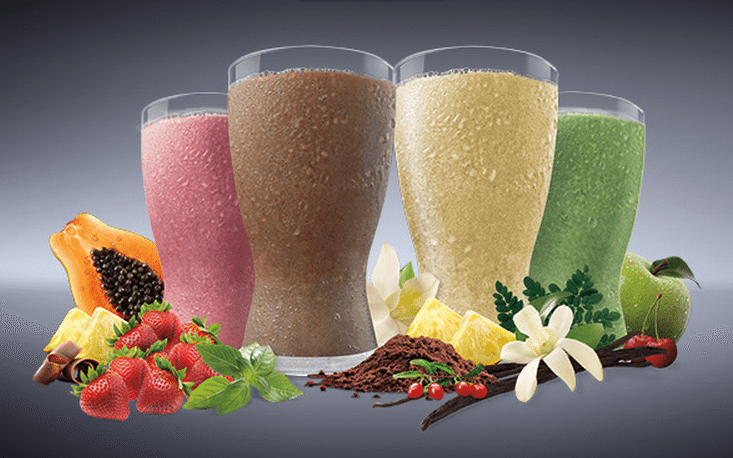 Four Shakeology Flavors