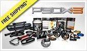 P90X3 Ultimate Kit Free Shipping