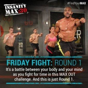 insanity bmax 30 friday fight rd 1