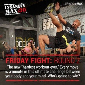 insanity max 30 friday nights