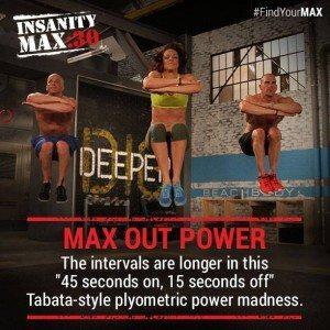 insanity max 30 power