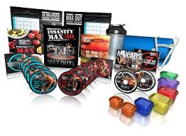 insanity max dvds