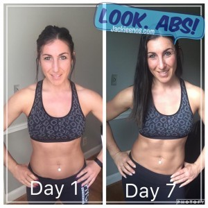 Hammer and Chisel 7 day results