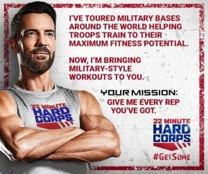 22 minute hard corp tony horton