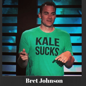 Bret Johnson