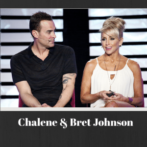 Chalene & Bret Johnson