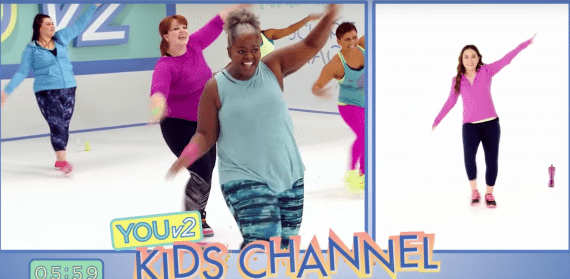 Beachbody On Demand Kids Channel