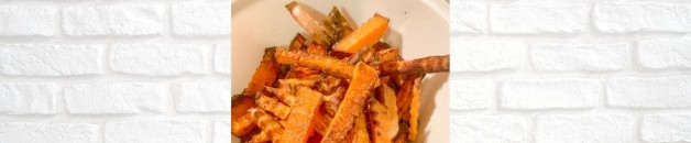 airfryer butternut squash fries