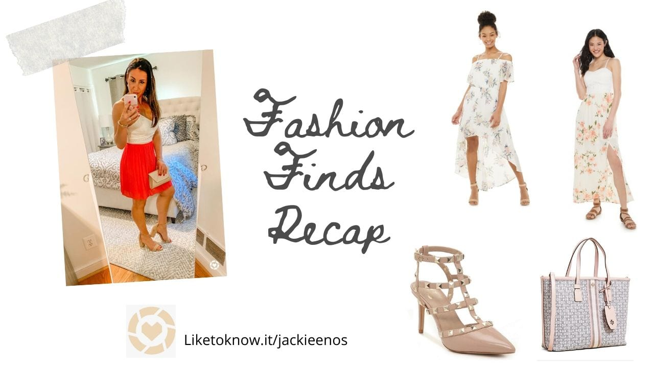 fashion finds on a budget