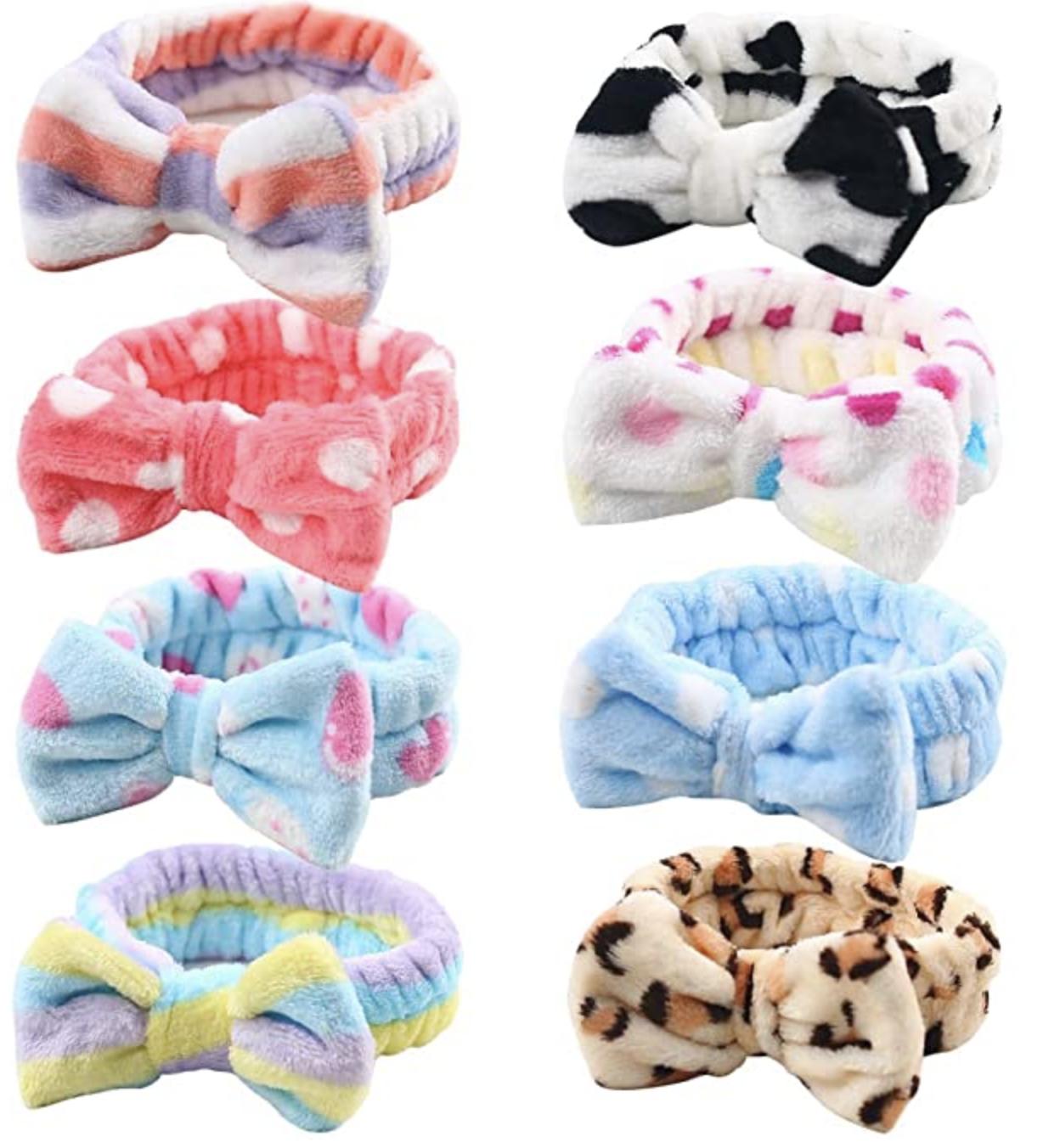 headbands for face washing