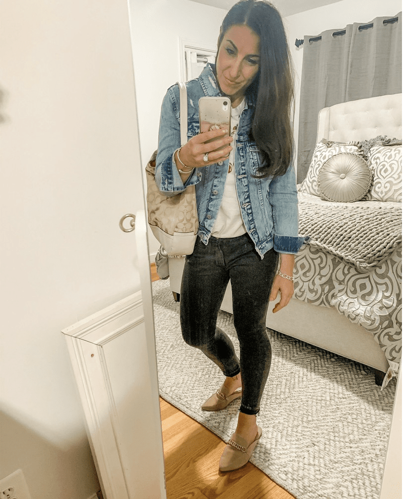 jean jacket old navy