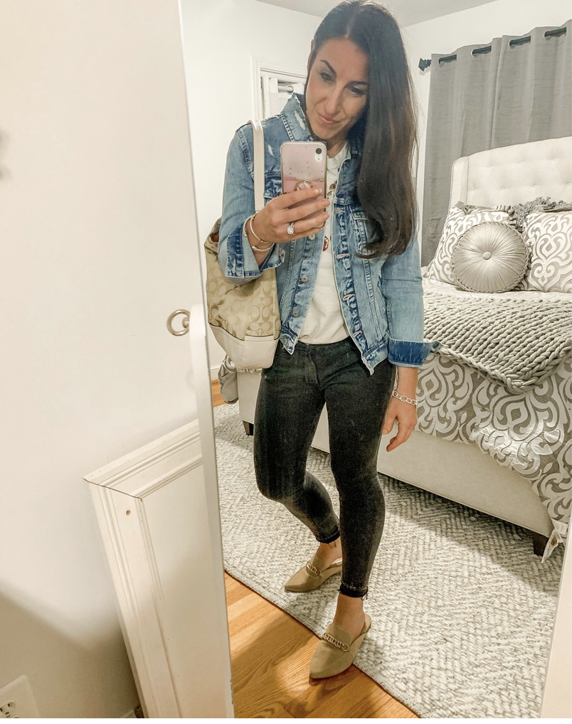 jean jacket outfit