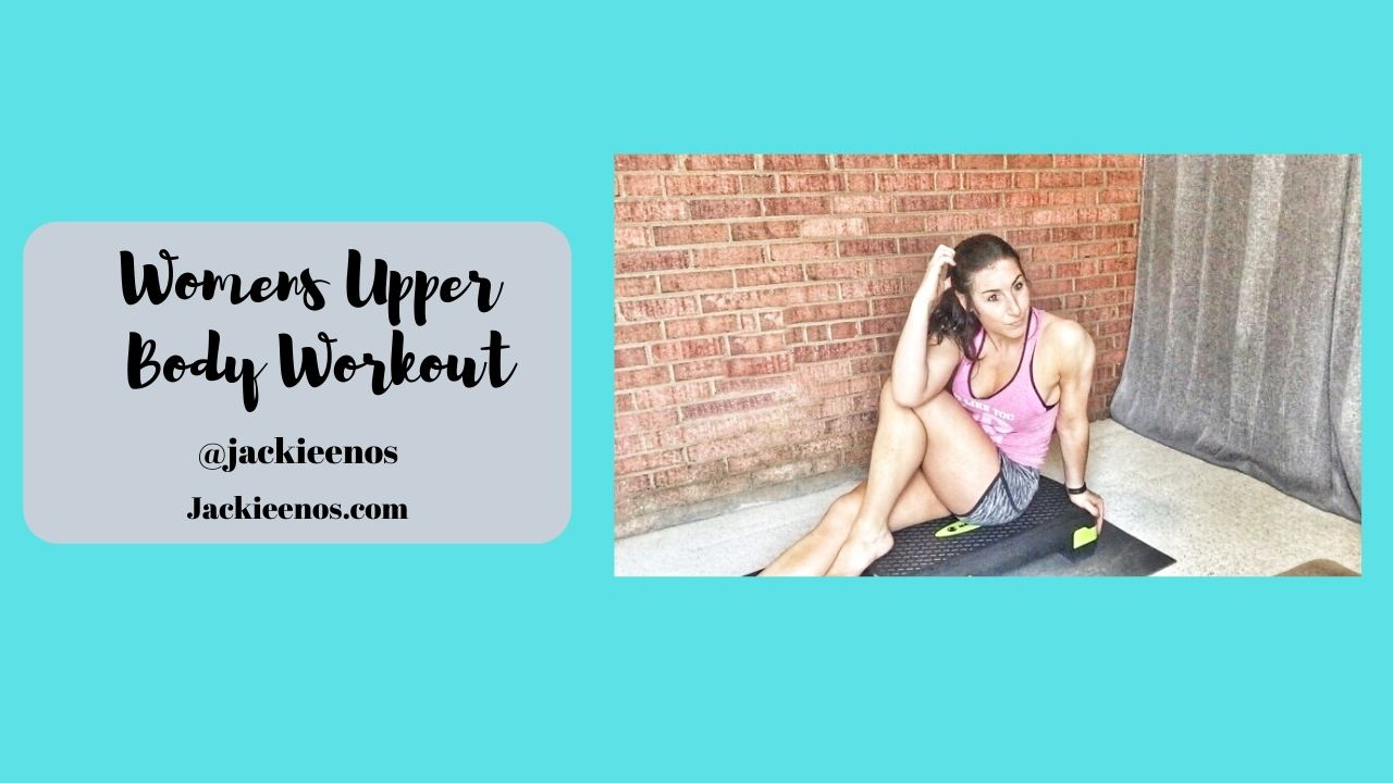 upper body workout women
