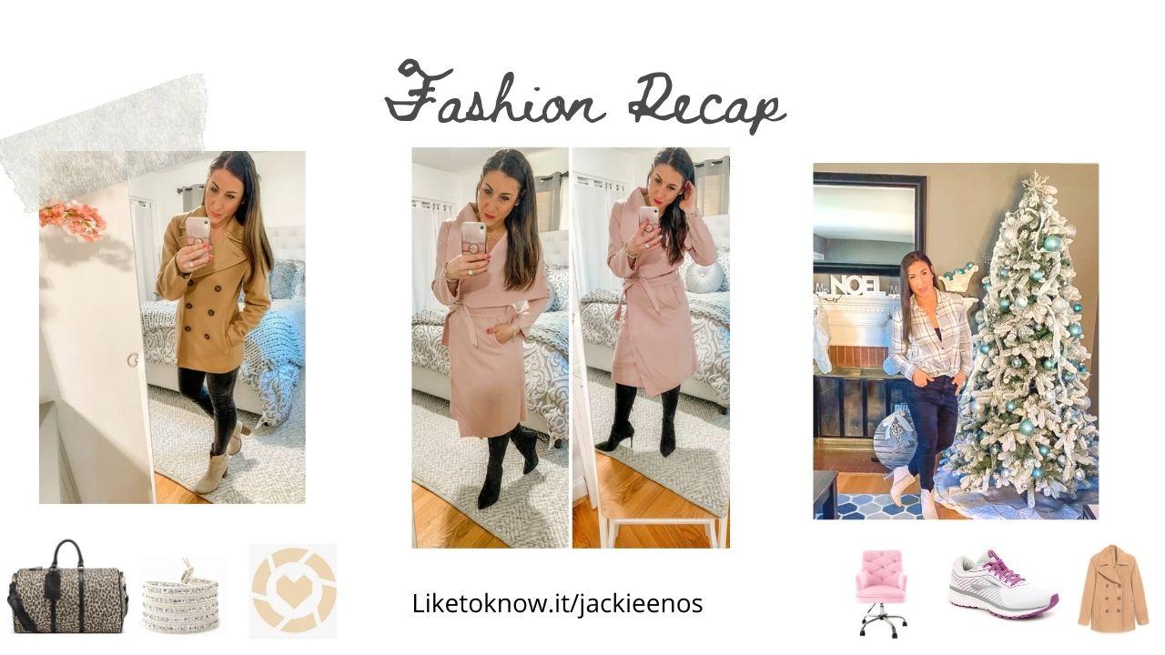 Fashion Recap