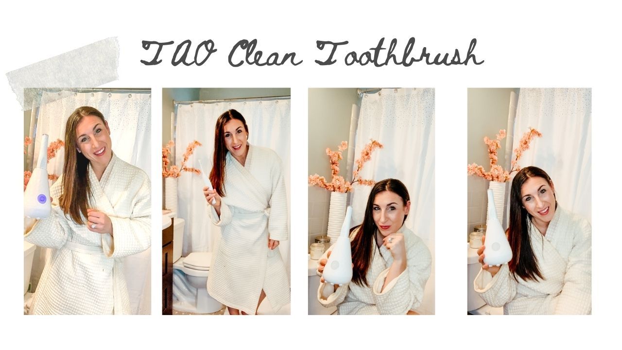 TAO Clean Toothbrush