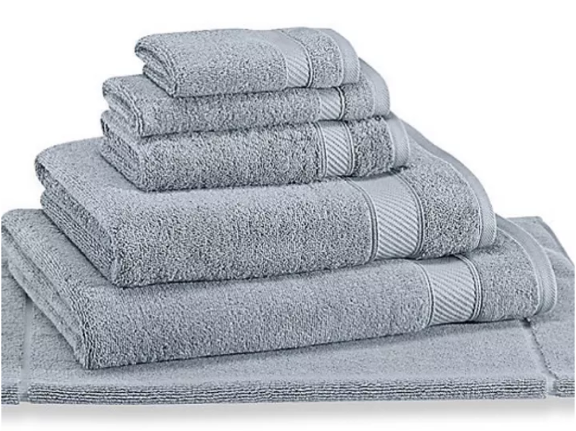 plush towels