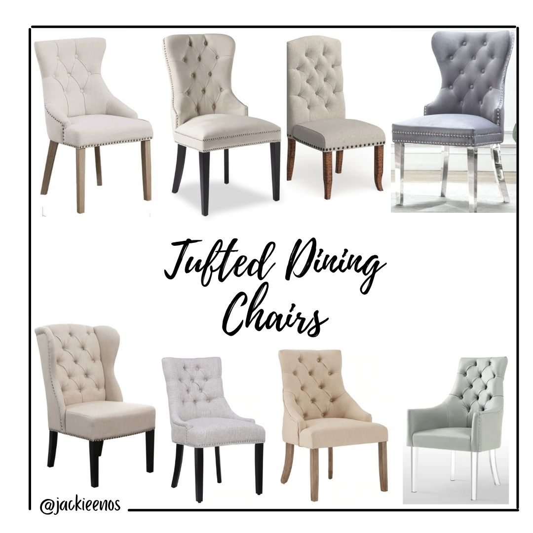 Tufted Chairs