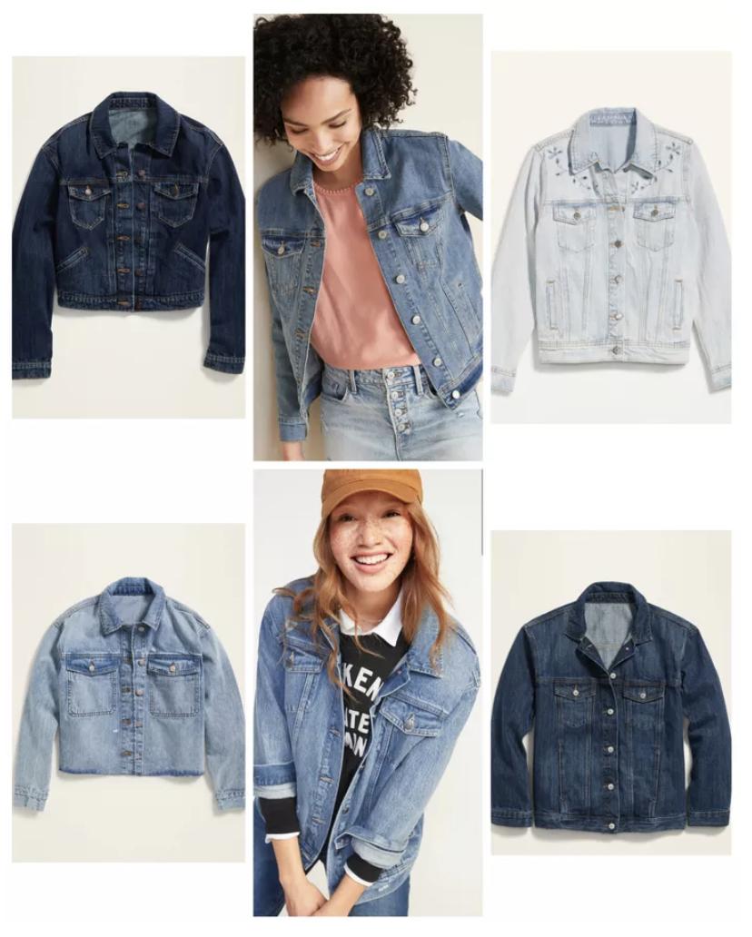 jean jackets