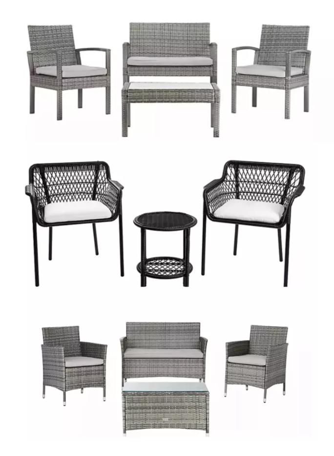 patio sets