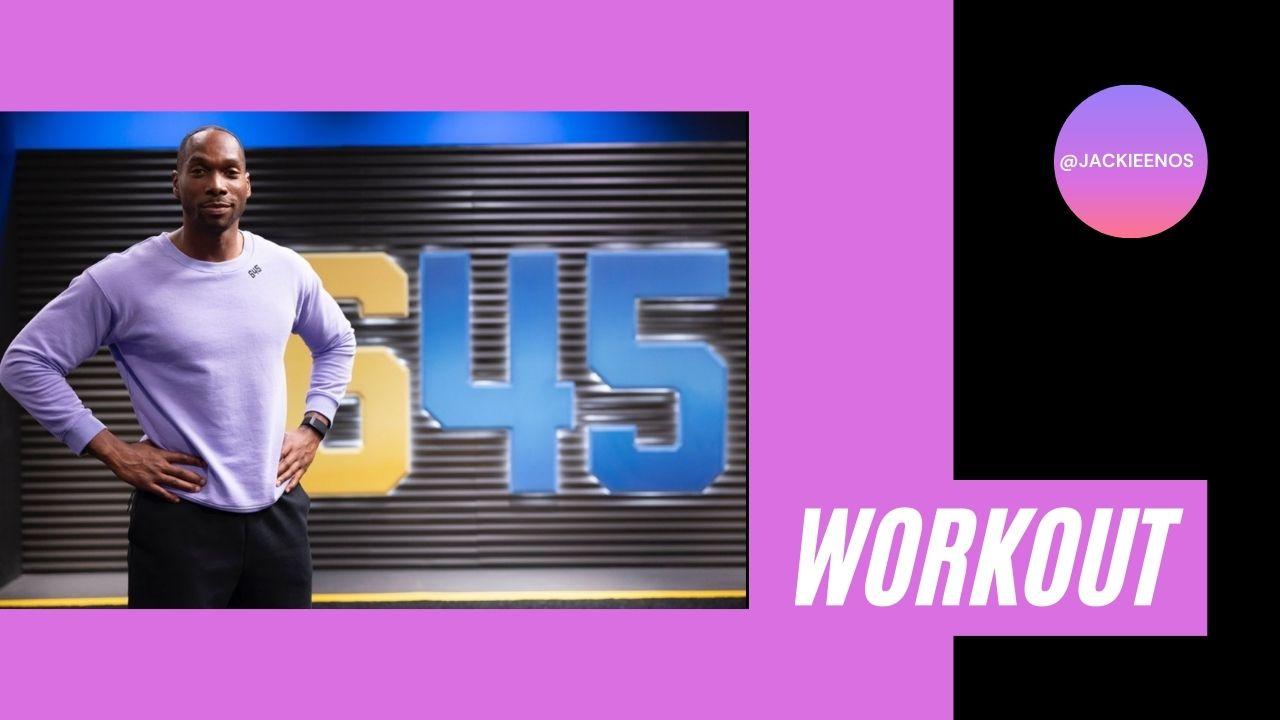 645 fitness program