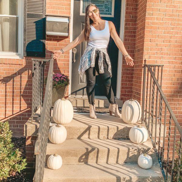 fall front porch pics